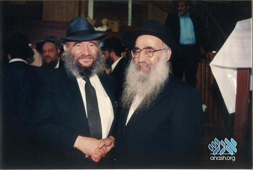 "7 Iyar marks the 8th yahrtzeit of the <i>chossid</i> and <i>mekushar</i> Reb Dovid Raskin, a""h."